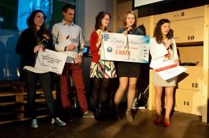 CZ winner Výměna oblečení